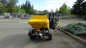 Mayco W 30hdg Concrete Grout Pump New Reduced