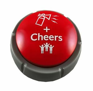 Air Horn Can Sound Effect With Applause And Cheers Noise Button Buzzer For Of