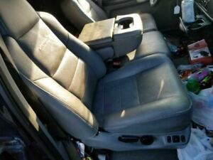 01 04 Ford F250 F350 Lariat Passenger Right Front Seat Gray Leather 8c3z2561710a