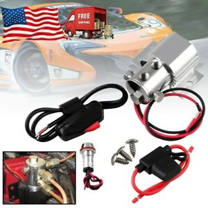 Universal Front Brake Line Lock Tyre Lock Kit Electric Roll Control Hill Holder