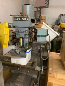 Supermax Mill Ycm 16vs Looking For Swift Sale Please Offer