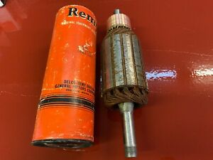 1941 49 Packard Cadillac Pontiac Other Generator Armature Delco Remy 1921235 Nos