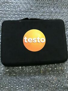 Testo Smart Probes Ac Refrigeration Test Kit Used Only A Few Times
