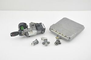 2004 Honda Accord Coupe Ex V6 3 0l 5 Speed Automatic Ignition Switch Ecm