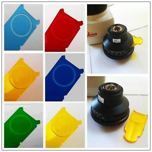 Color Filter Set For Leica Microscopes 6