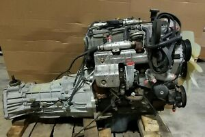 2002 2004 European Turbo Diesel Engine Ford Transmission Ddc Vm 4 Cyl