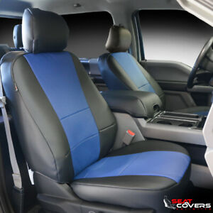 Custom Fit Leatherette Front Seat Covers For The 2003 2005 Honda Pilot