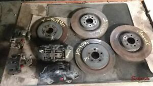 13 14 Shelby Gt 500 Mustang 6 Piston Brembo Caliper And Rotor Set 23k Mi 1969343