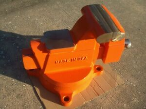 Bench Vise Columbian D46 6 Made In Usa