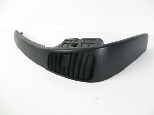 Kia Sorento Driver Left Lh Center Dash A c Air Vents Duct Trim Bezel Black 03 06