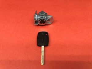2012 2017 Ford Focus Front Left Driver Door Lock Cylinder W Key New