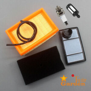 Air Pre Filter Line Kit For Stihl Ts400 4223 141 0300 Concrete Cut Off Saw Combo