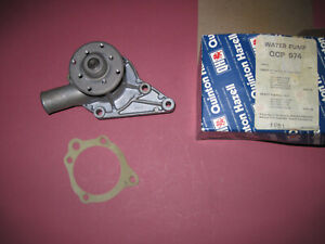 Nos Quinton Hazell Water Pump Qcp974 For Some Mgb Mgbgt Morris Marina 18v 1976on