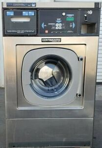 Continental girbau Front Load Washer Model Eh020ca1324121 Serial 1432491a08