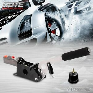 Universal Black Hydraulic Racing E brake Drift Racing Handbrake Lever Oil Tank