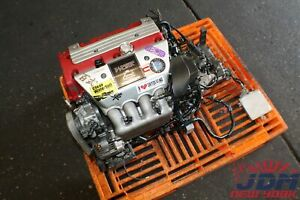 02 04 Honda Integra Type R Dc5 2 0l Engine Manual Lsd Trans Ecu Jdm K20a Y2u3 2