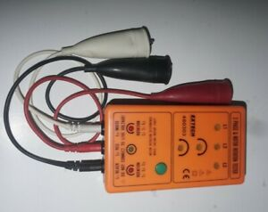 Extech 480303 3 Phase Motor Rotation Tester