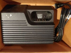 Motorola Saber astro Rapid Rate Battery Charger Ntn4734a Reduced