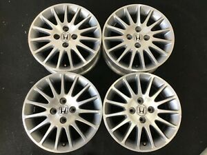 15 Honda Civic Factory 2004 2005 4 lug Wheels Oem Alloy Rims 63874