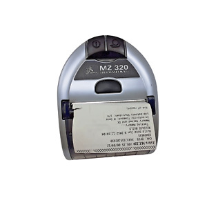 Zebra Mz320 Mz 320 Wifi Mobile Thermal Receipt Printer No Charger