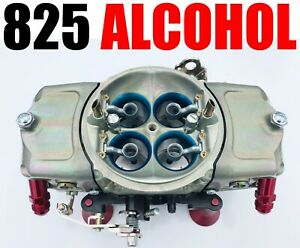 Race Demon 3423015ot Rs 825 Alcohol Oval Track Barry Grant 8 Red Fittings