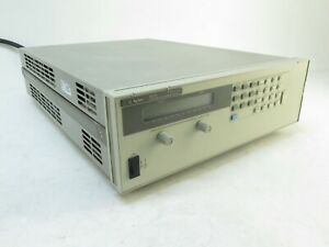 Hp Agilent 6674a System Dc Power Supply 0 60v 0 35a 220 230 240 Only