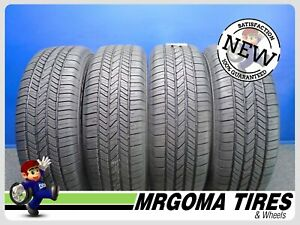 4 New P255 65r16 Goodyear Eagle Ls Tires 106s P255 65r16 2556516