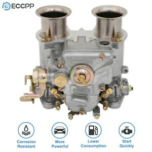 Carburetor For 40 Dcoe Weber 40mm Twin Choke 19550 174 4 Cyl 6 Cyl Vw V8 Engines
