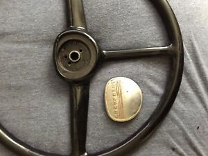 1947 1953 Chevrolet gmc Truck Black Steering Wheel