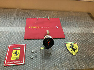 Ferrari 328 208 308 Gt 4 Gtb Gts Quartz Clock Used Oem Part