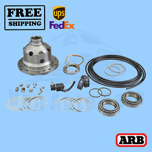 Airlocker Dana44 30spl 3 73 Dn S N Air Lockers Arb Front For Jeep J20 1974 1988