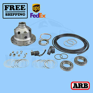 Airlocker Dana44 30spl 3 73 Dn S N Air Lockers Arb Front For Jeep J 3700 1970