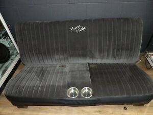 1981 1982 1983 1984 1985 1986 1987 Chevy Truck Seat Bench Covers