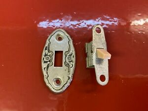1930 s 1940 s Fancy Dome Light Switch And Plate Chevy Buick Dodge Olds Gm
