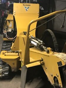 2016 Vermeer Sc230xt Stump Grinder 400hrs