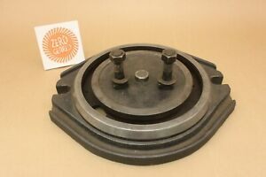 Milling Machine Vice Swivel Base 1 00 Center Pin 7 75 Oc For Vice Mount