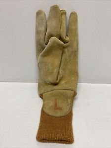 Wildland Firefighter Glove Left Only Nubuck Leather Firefighting Size Large