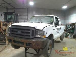 1999 Ford F250sd Pickup Rear Axle Assembly 3 73 Ratio Lock