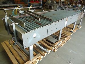 Klockner Priority One Powered Driven Roller Conveyor Selector
