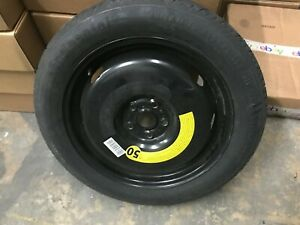 2017 2018 2019 Vw Atlas 17 Spare Wheel Tire Donut 17x4 Compact 165 80 17