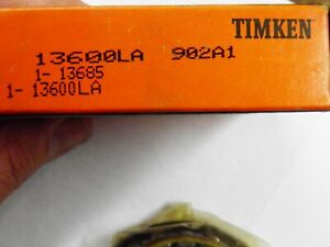 Timken 13600la 902a1 Tapered Roller Bearing