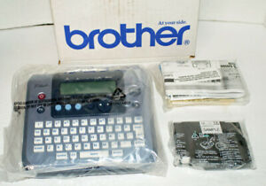 Brother Pt 1280 P touch Home Office Labeler Thermal Printer Factory Refurbish