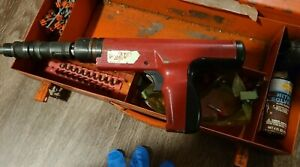 Hitli Ramset Caliber Semi automatic Powder actuated Tool vintage Used Condition