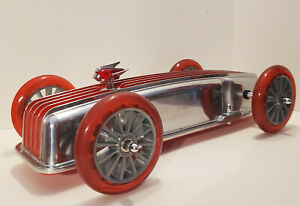 Valve Cover Racer Hot Rod Rat Rod Pinstriping Diecast Vintage Car Collectible