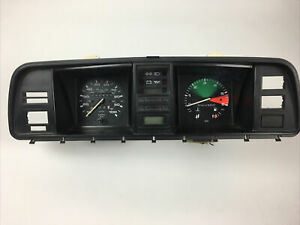 Vw Vanagon Syncro Instrument Cluster Vdo With Tachometer Fits 86 91 4wd 1600