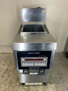 Henny Penny Computron 8000 Commercial Deep Fryer Gas