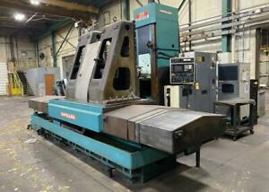 Matsuura Mc 1800hf Cnc Horizontal Milling Machine W Tooling 70 X 40 X 36