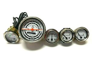 For Allis Chalmers Tachometer Gauges Kit 220 210 200 190 185 180 175 170 D91