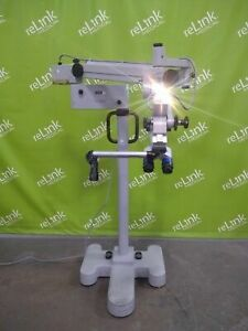 Carl Zeiss Opmi 11 s21 Surgical Microscope