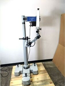 Carl Zeiss Opmi 1 f Surgical Microscope Binocular Lens eyepieces rolling Stand
